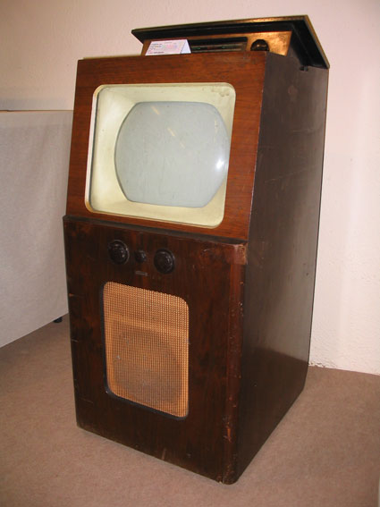 Tv televisores con historia d m blog de eva sanagust n for Fotos de televisores