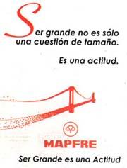 Ser grande Mapfre